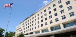 ΗΠΑ Κυπριακό ΗΠΑ: Το Στέιτ Ντιπάρτμεντ εξειδικεύει τις κυρώσεις CAATSA στην Τουρκία Παρέμβαση Στέιτ Ντιπάρτμεντ για το Κουρδικό κόμμα HDP στην Τουρκία
