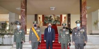 1η Στρατιά: Παρέλαβε ο νέος διοικητής αντιστράτηγος Δεμέστιχας