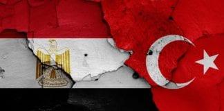επαναπροσέγγιση Τουρκίας - Αιγύπτου