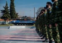 μαϊου 2021 Γ' ΕΣΣΟ: Υποχρεωτικά με μοριακό τεστ η κατάταξη νεοσυλλέκτων στον Στρατό Ξηράς, την Πολεμική Αεροπορία και το Πολεμικό Ναυτικό