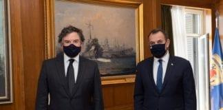 Φρεγάτες: Νέα συνάντηση Παναγιωτόπουλου με βρετανό υπουργό