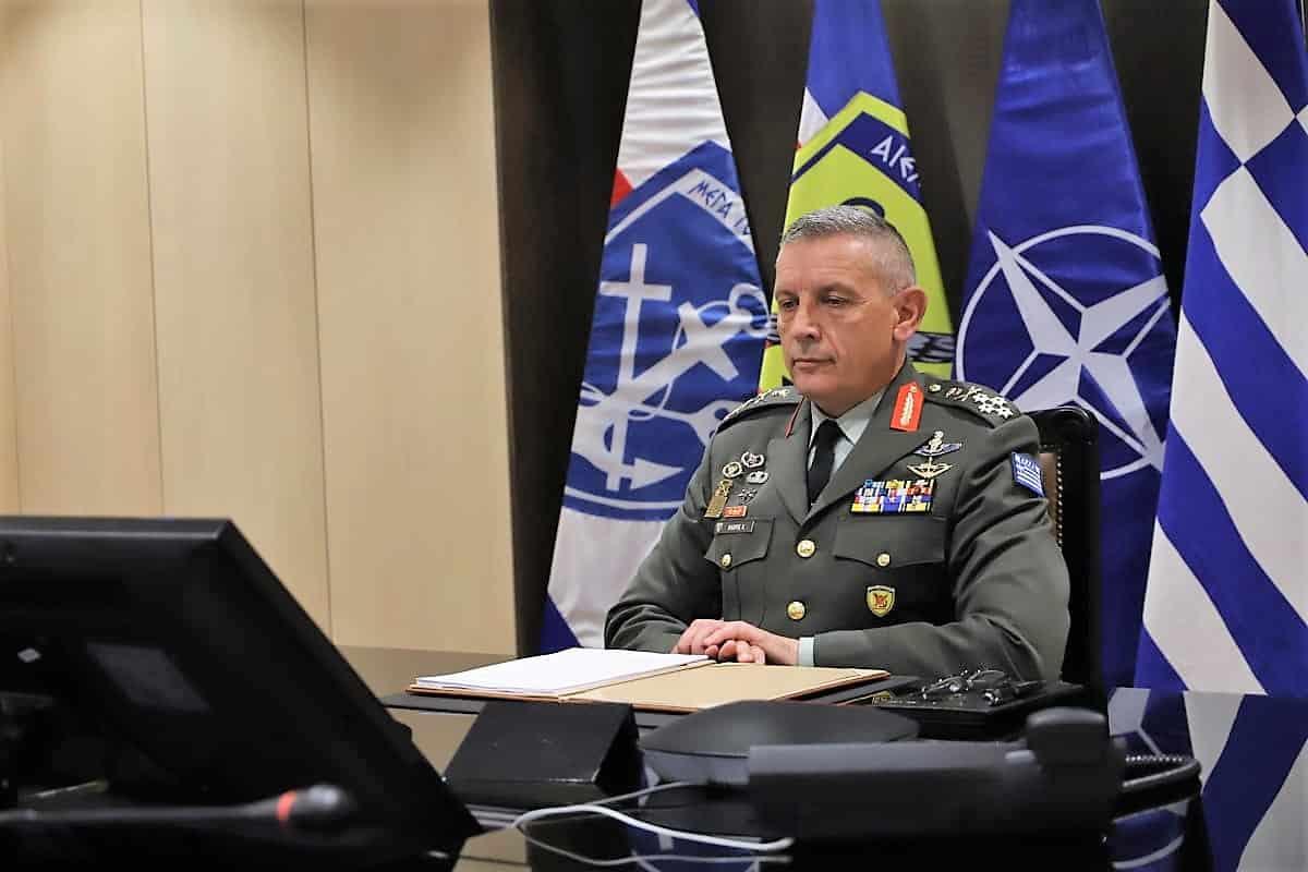 Στρατηγός Φλώρος: GAME CHANGER τα Rafale Ένοπλες Δυνάμεις: 1η δημόσια εμφάνιση Αρχηγού ΓΕΕΘΑ με δηλώσεις