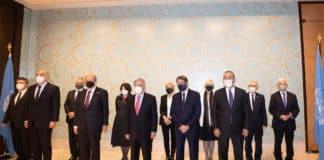 Κυπριακό - Αναστασιάδης σε Τατάρ: Η υπομονή έχει και τα όριά της Κυπριακό - πενταμερής: Ψάχνει διέξοδο ο ΓΓ του ΟΗΕ στη Γενεύη