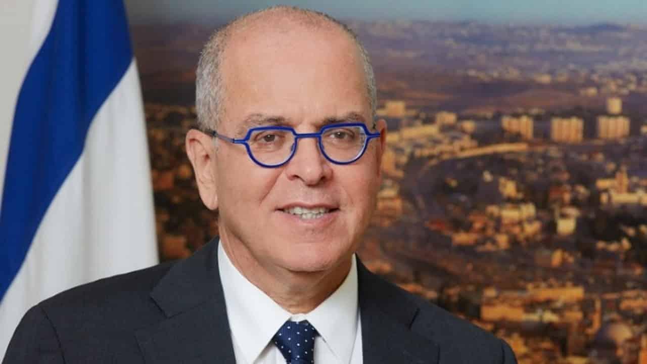ισραηλινός πρέσβης