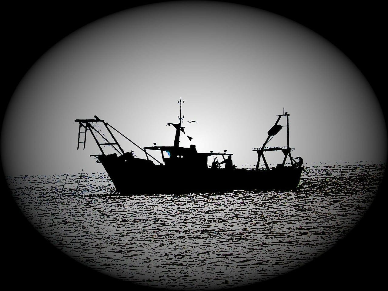 τουρκικά αλιευτικά κύθηρα