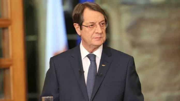 Αμμόχωστος Κύπρος: Η Τουρκία να δώσει πρόσβαση στα στρατιωτικά αρχεία για αγνοουμένους ζητά με δήλωσή του ο πρόεδρος Νίκος Αναστασιάδης Αναστασιάδης: Η διχοτόμηση δεν είναι λύση για την Κύπρο