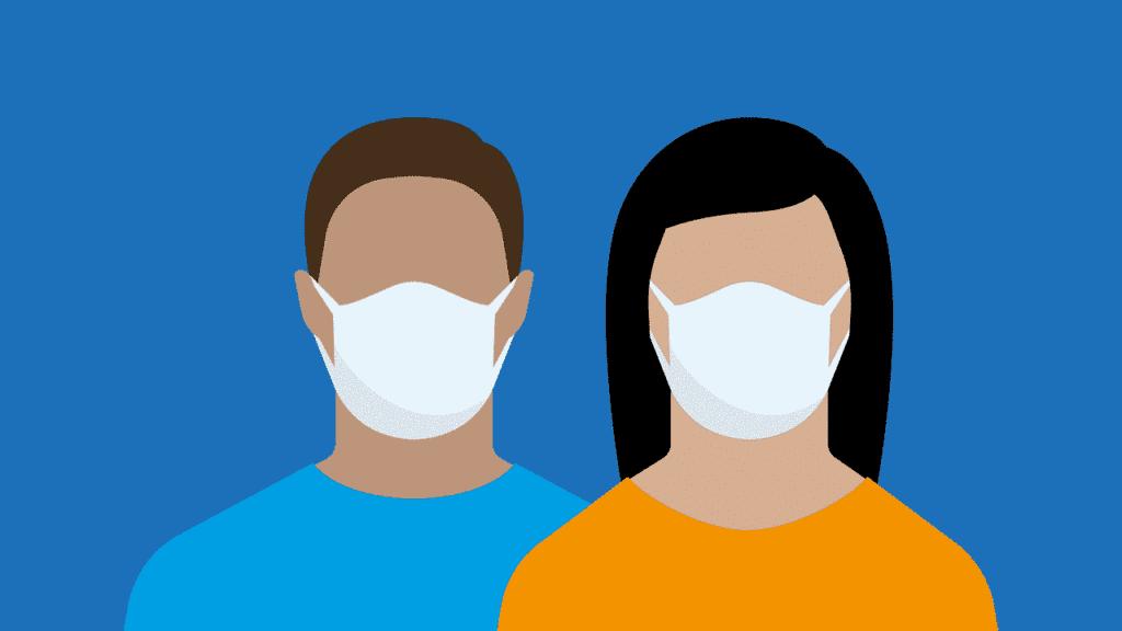 Μάσκες: Τι ισχύει από σήμερα - 300 τα άτομα σε γάμους βαφτίσεις