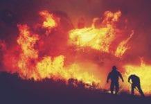 Τουρκία: Υπό έλεγχο οι 57 από τις 71 πυρκαγιές Λουτράκι: Ολονύκτια μάχη με τις φλόγες - Μυρίζει καμμένο στην Αθήνα