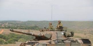 50 ΕΜΑ: Πρωταθλητές στον διαγωνισμό ουλαμών αρμάτων Leopard-1A5