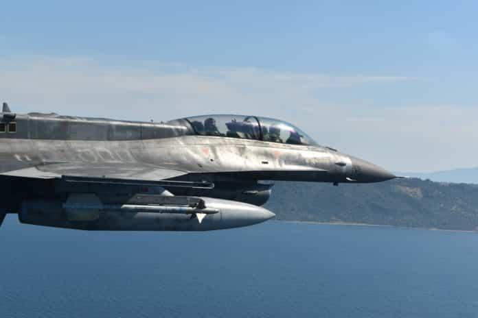 Αναβάθμιση F-16: Ερώτηση ΚΙΝΑΛ για την πρόοδο του προγράμματος κατατέθηκε χθες στην Βουλή από τον τομέα άμυνας του κόμματος