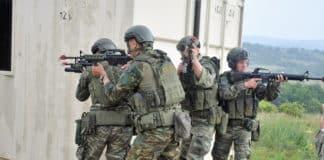 Διοίκηση Ειδικού Πολέμου: Τι έκαναν Έλληνες εκπαιδευτές και η 71 Α/Μ ΤΑΞ στη Σερβία κατά τη διάρκεια της «PLATINUM WOLF-21»