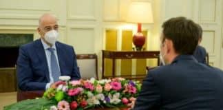 Νίκος Δένδιας: Απογοητευτική η στάση του SPD στο ζήτημα του εμπάργκο όπλων στην Τουρκία, δηλώνει ο Έλληνας υπουργός Εξωτερικών