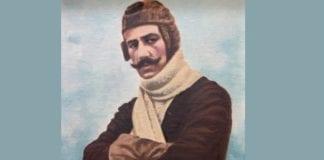 Δημήτριος Καμπέρος: Αναβιώνει η πτήση που έκανε ο «Τρελοκαμπέρος»