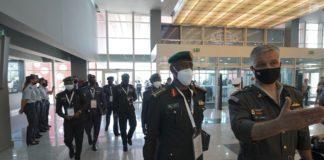 DEFEA: Επίσημη Επίσκεψη Αρχηγού των Ενόπλων Δυνάμεων της Ρουάντα