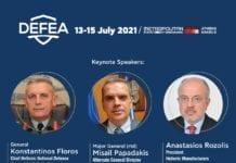 DEFEA: Η ιδιαίτερα επιτυχημένη αμυντική έκθεση κλείνει με σημαντική παρουσίαση για το μέλλον των Ενόπλων Δυνάμεων