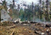 Συντριβή C-130 στις Φιλιππίνες: Ανακτήθηκε το μαύρο κουτί