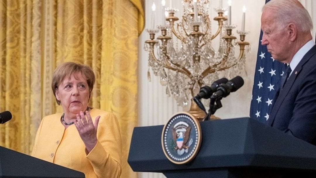 Άξονας ΗΠΑ - Γερμανίας κατά Κίνας και Ρωσίας