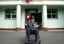 «Ξαναγεννήθηκα 102 ετών» Βετεράνος του Β' ΠΠ νίκησε την Covid-19